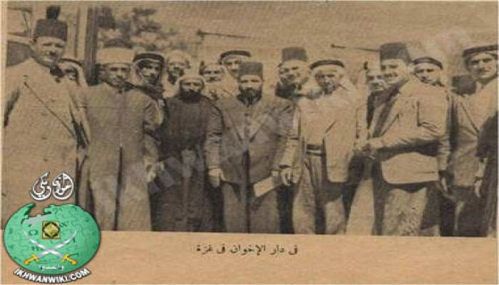 تاريخ الإخوان المسلمين في فلسطين
