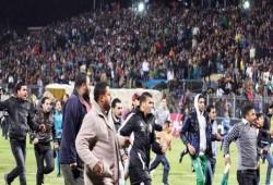 أهالي بورسعيد يحتجون على أحكام الإعدام بمختلف الطرق