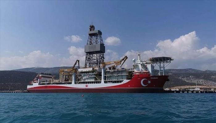 """تركيا.. سفينة """"القانوني"""" تقترب من التنقيب في البحر الأسود"""