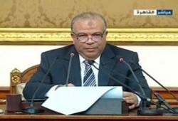 ضابط أمن وطني (مجرم) يحرض على اقتحام البرلمان والكتاتني يتهم الداخلية