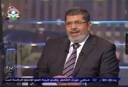 حوار د/محمد مرسي مع برنامج 90 دقيقة على قناة المحور(متلفز)