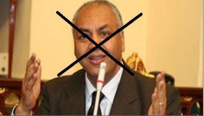 (العسكري) مصطفى بكري يرفع دعوى قضائية ضد البلتاجي ويتهمه بالتحريض على قتله