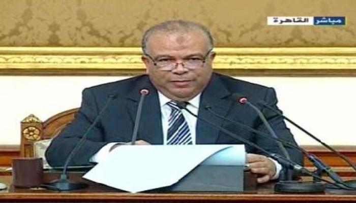"""الكتاتني: مجلس الشعب سلطة منتخبة لا يمكن تجاوزها  ، """"العسكري"""" يواجه الشعب كله"""
