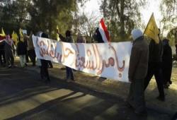 شباب الحركات الثورية يتقدمون مظاهرات دمياط والجيزة والمنوفية