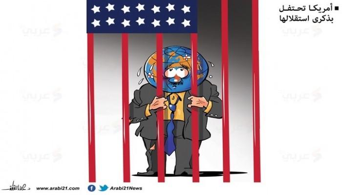 استقلال أمريكا