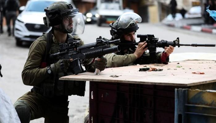 مواجهات مع الاحتلال جنوب بيت لحم