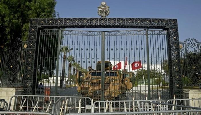 النهضة تسحب أنصارها من أمام البرلمان وتعلق اعتصامها