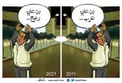 انقلاب قيس سعيّد بتونس..