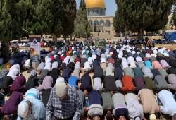 حماس تدعو للنفير إلى الأقصى لحمايته من اقتحامات المستوطنين المكثفة