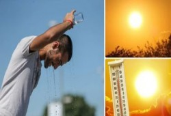 غدا طقس حار بالقاهرة شديد الحرارة جنوبا والعظمى بالعاصمة 34 درجة