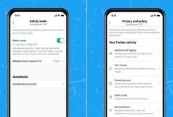 تويتر تطرح وضع الأمان لحظر الحسابات المسيئة