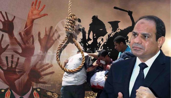 """""""أوقفوا الإعدامات"""": نتائج مبشرة للفعاليات في أوروبا لوقف تنفيذ الإعدامت الجائرة في مصر"""
