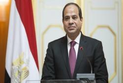 السيسي المنقلب يصف ثورة يناير بأنها شهادة وفاة للدولة المصرية