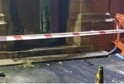 """إضرام النار بمسجد بمانشستر والشرطة تحقق بـ""""جريمة كراهية"""""""