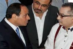 بعدما رحب السيسي بالإلحاد: إبراهيم عيسى يطالب بإلغاء خانة الديانة