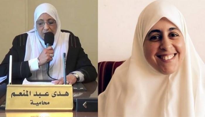 تأجيل محاكمة هدى عبدالمنعم وعائشة الشاطر لجلسة 11 أكتوبر المقبل