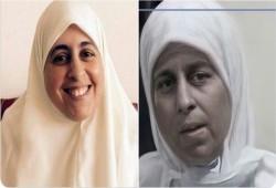 عائشة الشاطر تظهر لأول مرة منذ اعتقالها قبل 3 سنوات.. وصورتها تستجلب لعنات النشطاء على الانقلاب ومؤيديه