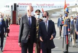 صحيفة ألمانية: السيسي كان وراء انقلاب قيس سعيد في تونس