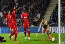 فوز ليفربول الإنجليزي على مضيفه بورتو البرتغالى