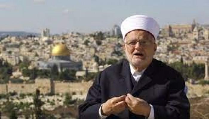 عكرمة صبري: أي قرارات للاحتلال تخص الأقصى هي باطلة وغير قانونية