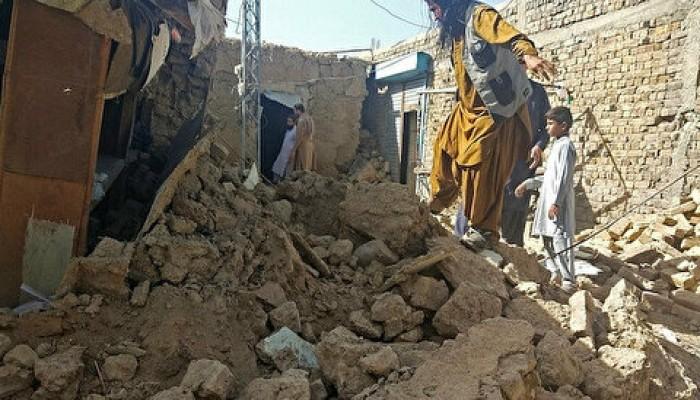 مصرع 20 شخصا جراء زلزال غربي باكستان