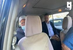 """الاحتلال يحقق مع الشيخ عكرمة صبري بـ""""المسكوبية"""""""
