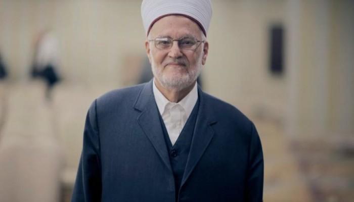 الشيخ عكرمة صبري يرفض قرار الاحتلال إبعاده عن الأقصى