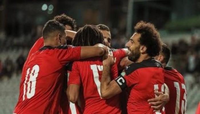 موعد مباراة منتخب مصر وليبيا والقنوات الناقلة