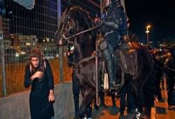 إصابات بمواجهات مع الاحتلال في باب العامود بالقدس