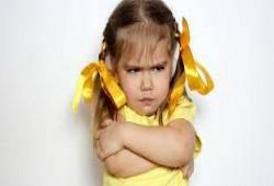 شخصية الطفل العنيد وطريقة التعامل معه