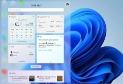 كيفية تخصيص لوحة الأدوات المصغرة في ويندوز 11
