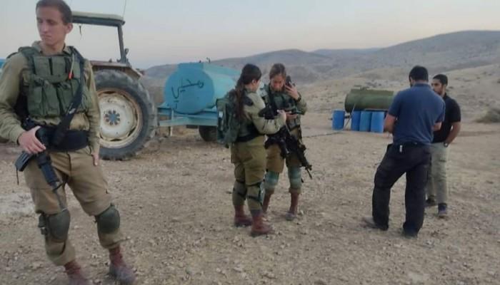 مستوطنون يسممون آبار مياه الشرب بالضفة المحتلة