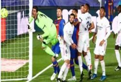 موعد مباراة برشلونة وريال مدريد اليوم فى كلاسيكو الدوري الإسباني