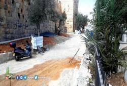 دعوات مقدسية لأداء صلاة المغرب أمام أبواب المقبرة اليوسفية